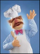 Chef is actually a Swedish word for newspaper beat reporter.